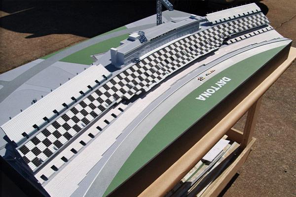 Daytona Speedway, Daytona Beach Cover