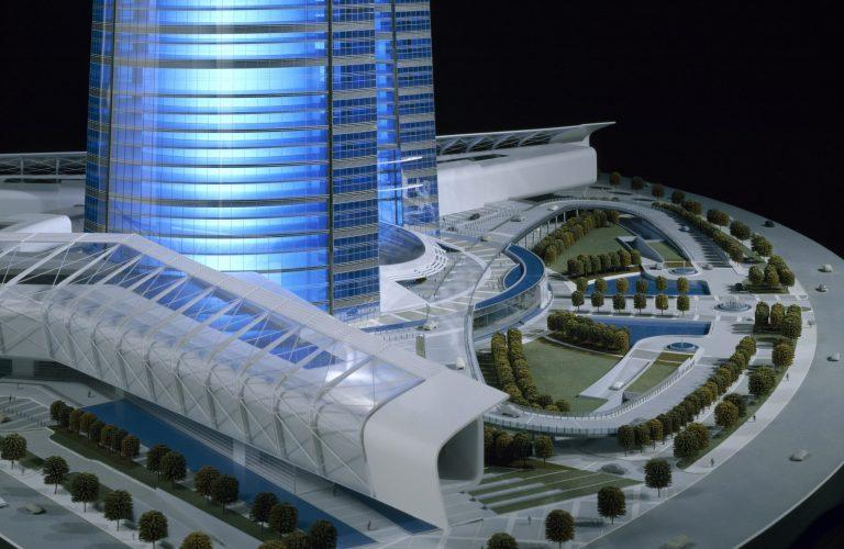 Dubai Tower 2