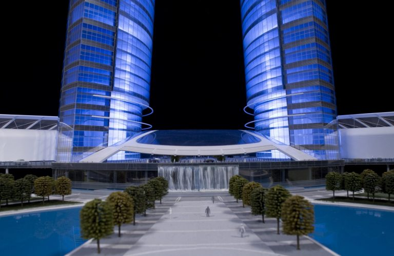 Dubai Tower 3