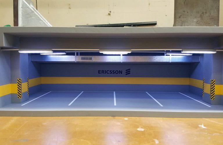 Ericsson Garage 1