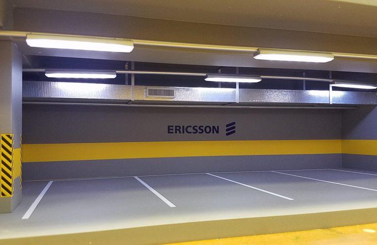 Ericsson Garage 3