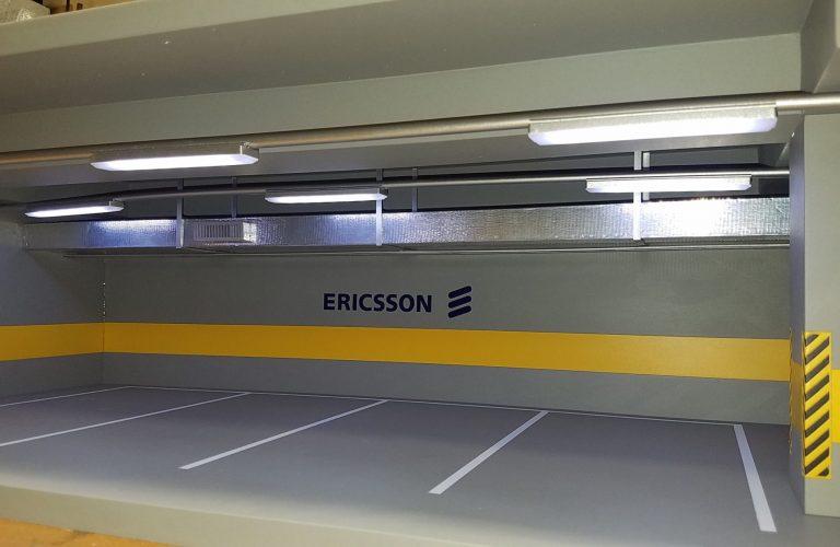 Ericsson Garage