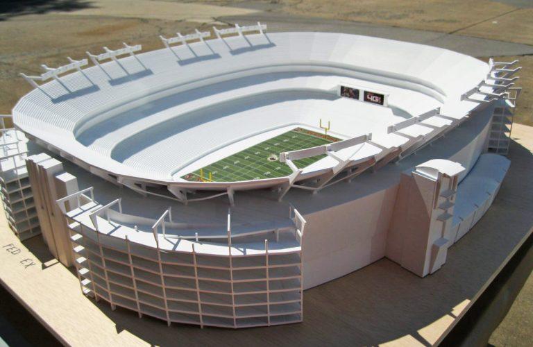 Fedex Field, Washington Redskins 1