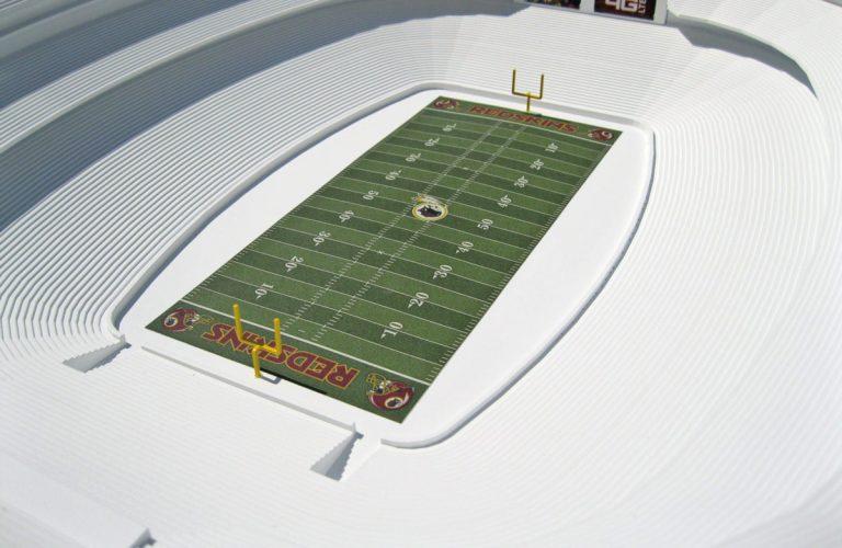 Fedex Field, Washington Redskins 2