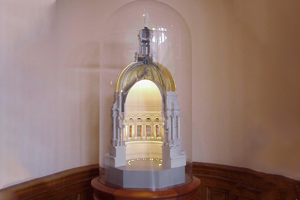 Georgia Capitol Dome, Atlanta Cover
