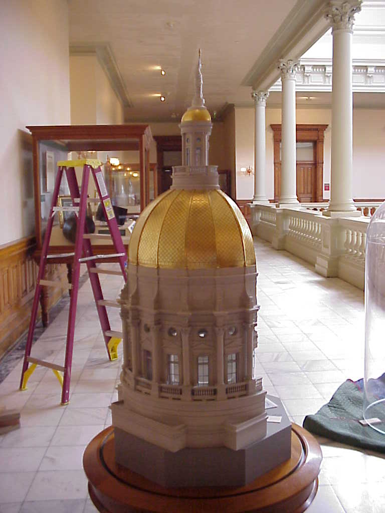 Georgia Capitol Dome 3