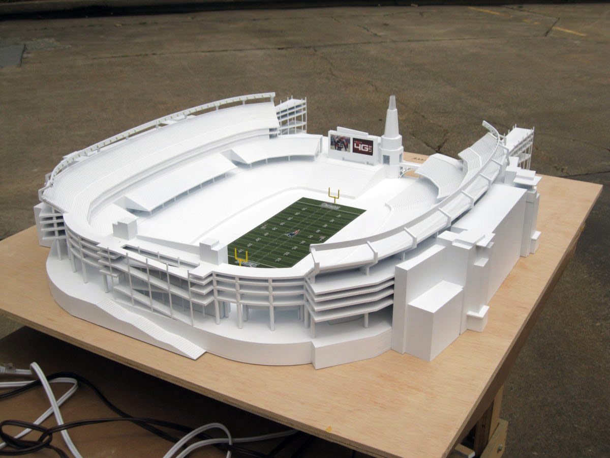 Gillette Stadium 1