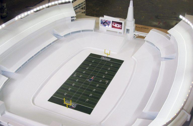 Gillette Stadium 2