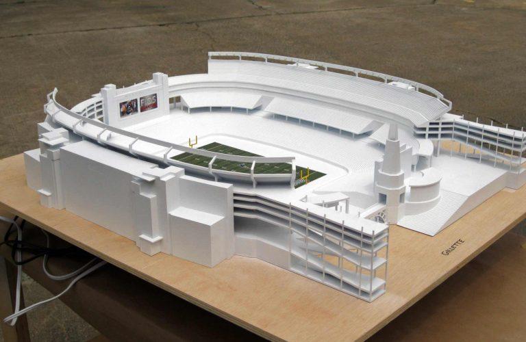 Gillette Stadium 3