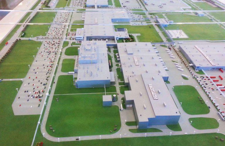 Kia Assembly Plant 2
