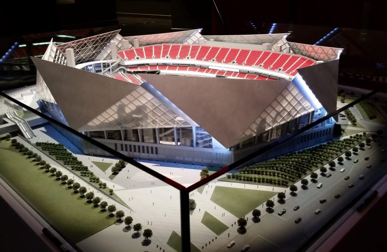 Mercedes Benz Stadium 2