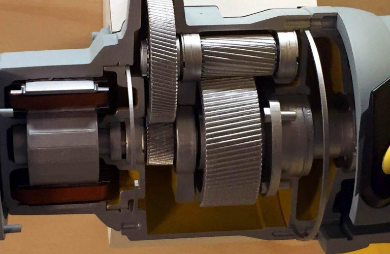 Mixer Motors 3
