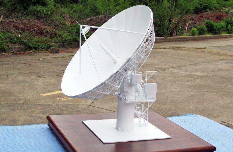 Viasat 13.5m Antenna 1